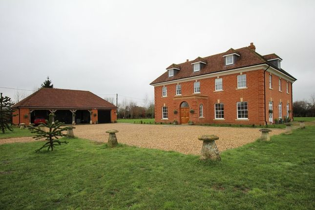 Thumbnail Detached house for sale in Seend Road, Worton, Devizes