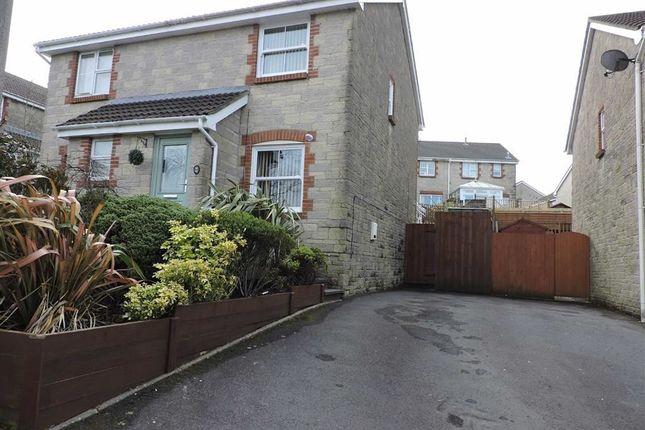 Thumbnail Semi-detached house for sale in Heol Waun Wen, Rhos Las, Llangyfelach, Swansea