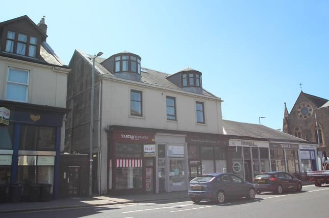 Exterior of Grey Place, Greenock, Inverclyde PA15