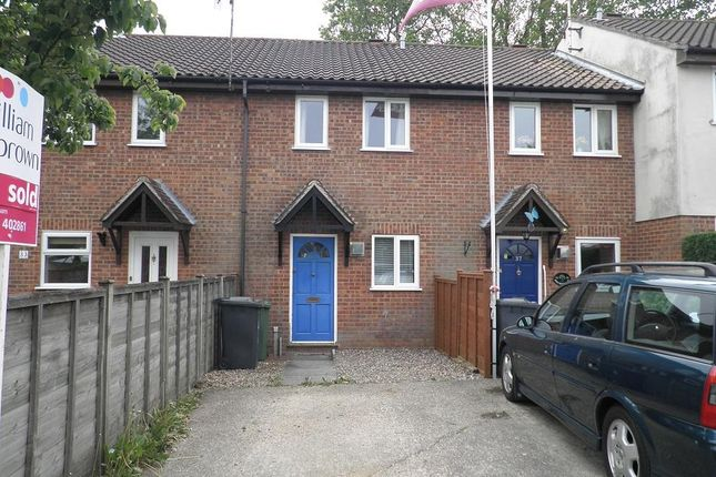 Thumbnail Property to rent in Birch Close, North Walsham