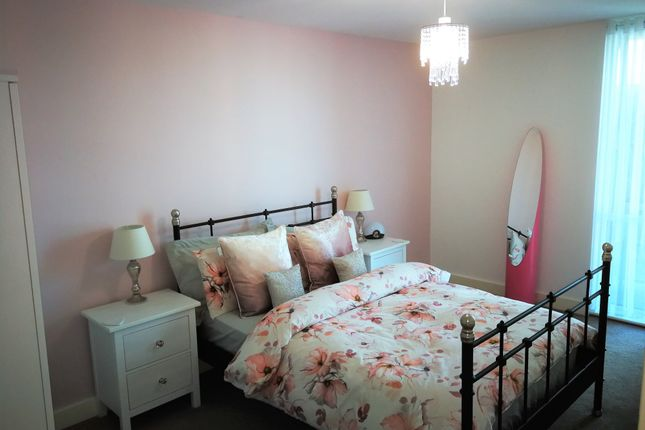 Bedroom of Avalon Court, 1 Great Whip Street, Stoke Quay, Ipswich IP2