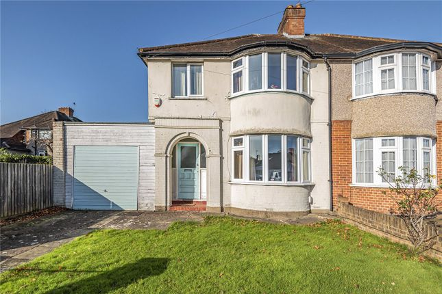 Semi-detached house for sale in Woodlands Avenue, Ruislip, Middlesex