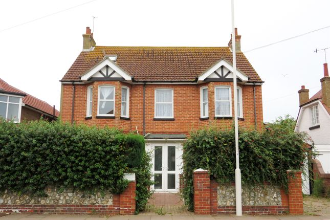 Thumbnail Detached house for sale in Reigate Road, Worthing