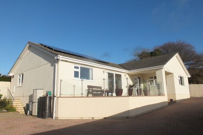 Thumbnail Detached bungalow to rent in Kelly Bray, Callington