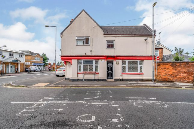 Thumbnail Detached house for sale in Pinfold Street, Darlaston, Wednesbury