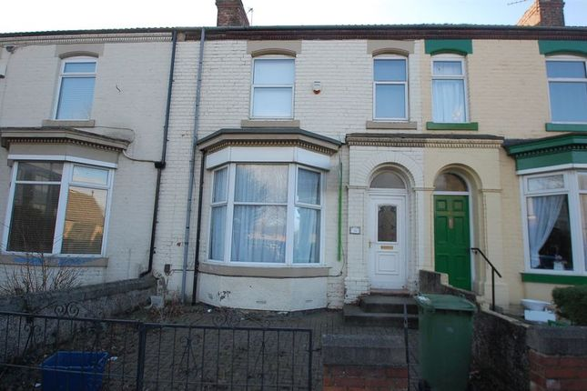 Thumbnail Terraced house to rent in Cambridge Road, Thornaby, Stockton-On-Tees