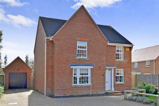 Thumbnail Detached house for sale in Blakiston Close, Ashington, West Sussex
