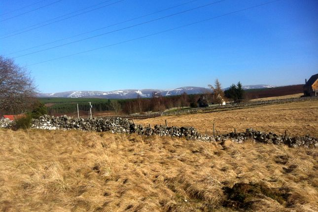 Thumbnail Land for sale in Kingussie