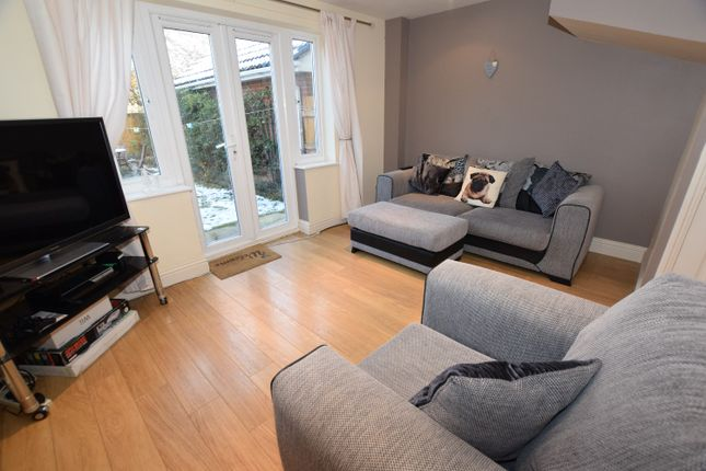 Thumbnail End terrace house for sale in Titus Way, Colchester