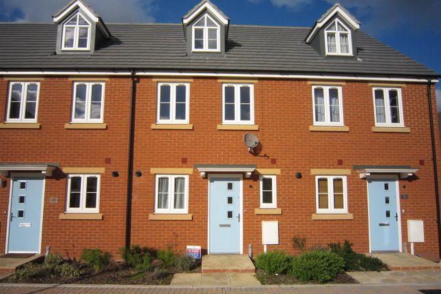 Thumbnail Terraced house to rent in Loop Road, Mangotsfield, Bristol
