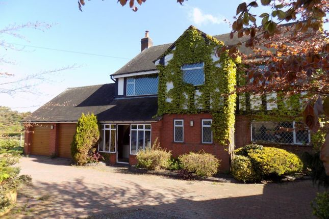 Thumbnail Property to rent in Camp Road, Lichfield, Staffordshire