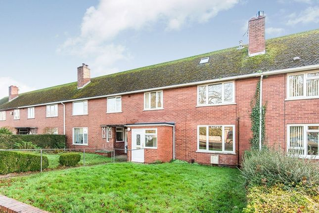 Thumbnail Terraced house to rent in Stoke Hill, Exeter