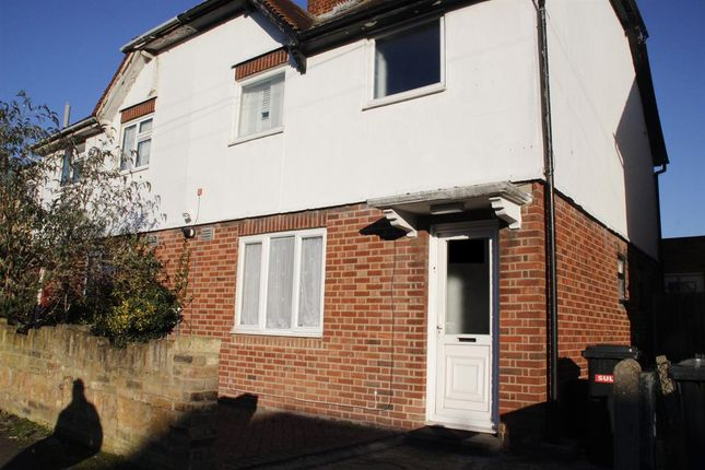 Thumbnail Terraced house to rent in Rockingham Close, Cowley, Uxbridge