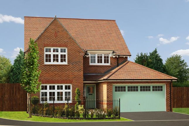 Thumbnail Detached house for sale in Ricksby Grange, Off Ribby Road, Wrea Green, Lancashire