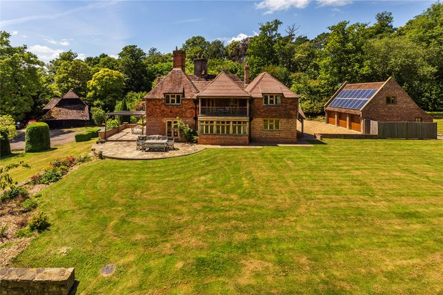 Thumbnail Detached house for sale in Horns Hill, Hawkhurst, Cranbrook, Kent