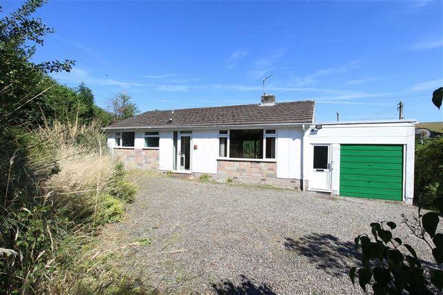 Thumbnail Detached bungalow for sale in Llanfihangel-Y-Creuddyn, Aberystwyth