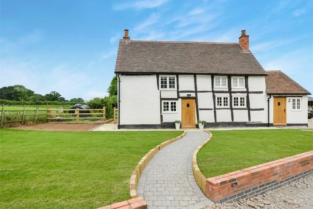 Thumbnail Cottage for sale in Barretts Lane, Balsall Common, West Midlands