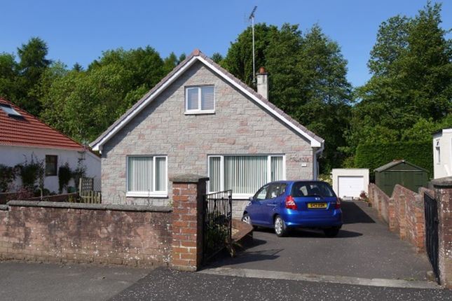 Thumbnail Detached bungalow for sale in Whinhill Road, Ayr