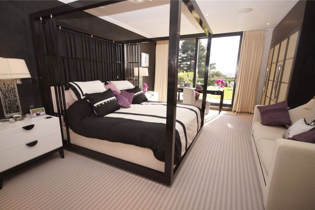 Bedroom of Canford Heights, 6 Haig Avenue, Canford Cliffs, Poole BH13