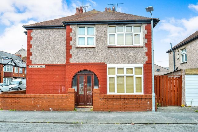 Thumbnail Terraced house to rent in Maude Street, Rhyl
