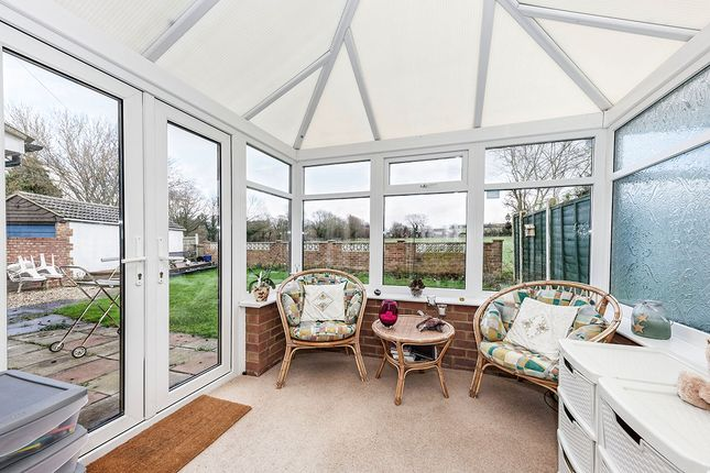 Thumbnail Semi-detached house for sale in Chaucer Close, Canterbury, Kent
