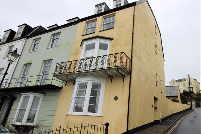 5 bed end terrace house to rent in Montpelier Terrace, Ilfracombe EX34