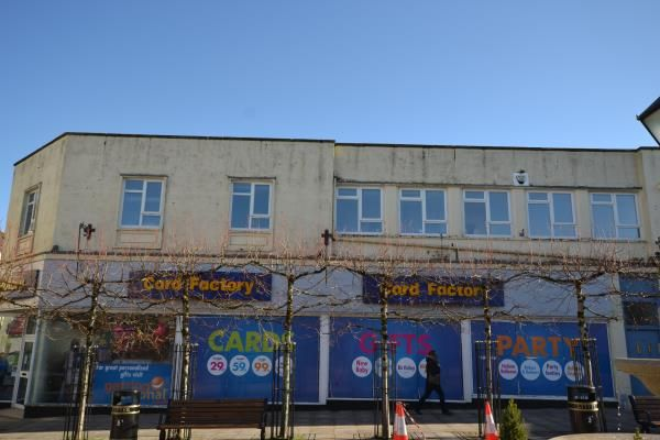 Thumbnail Block of flats for sale in Flats: 8A, 8B, 8C, Commercial Square, Camborne, Cornwall