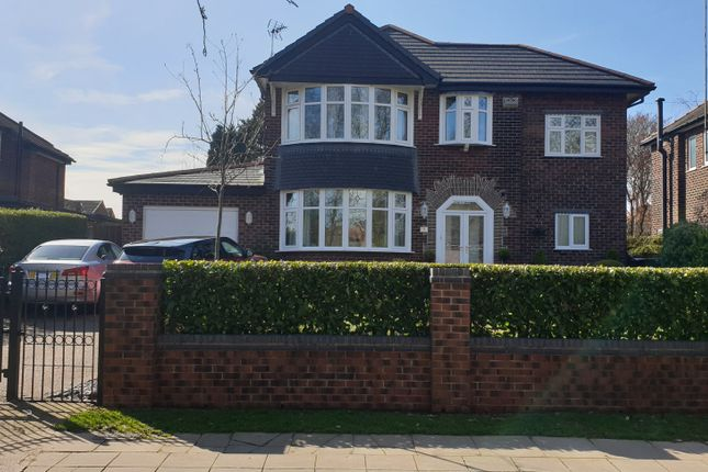 Thumbnail Detached house for sale in Bradford Road, Ellesmere Park, Manchester