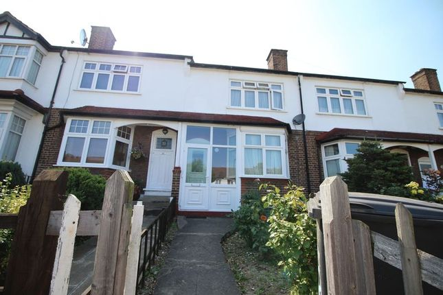 Thumbnail Terraced house to rent in Bradley Road, Upper Norwood