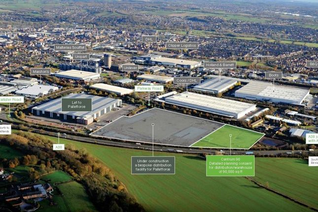 Thumbnail Industrial to let in Centrum 90, Centrum West Logistics Park, Burton-Upon-Trent