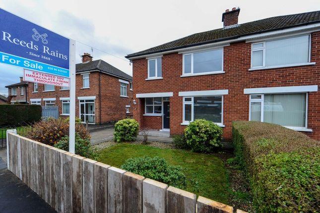 Thumbnail Semi-detached house for sale in Kingsdale Park, Gilnahirk, Belfast
