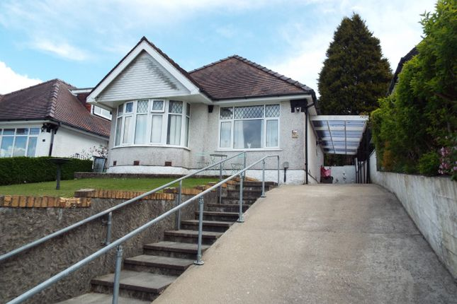 3 bed bungalow for sale in 32 Lon Teify, Cockett, Swansea SA2