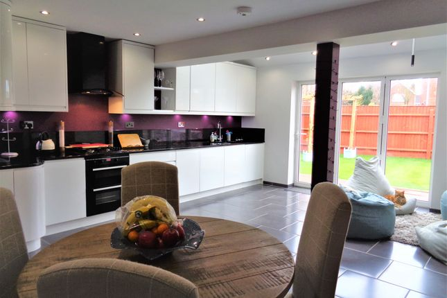 Thumbnail Detached house for sale in Rushy Way, Emersons Green