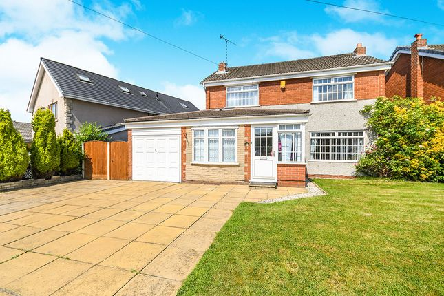 Thumbnail Detached house for sale in Teynham Avenue, Knowsley, Prescot