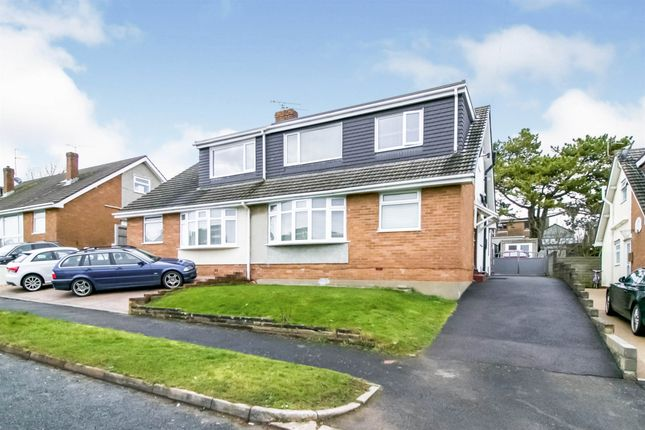Thumbnail Detached house for sale in Westgate Close, Nottage, Porthcawl