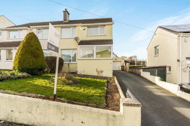 Thumbnail Semi-detached house for sale in Plymouth, Devon, Uk