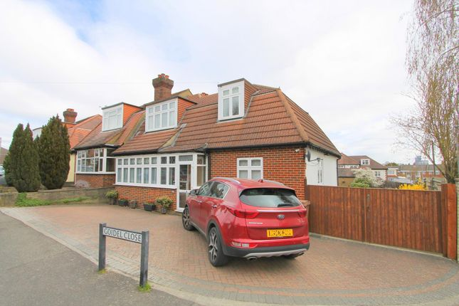 5 bed semi-detached house for sale in Goidel Close, Wallington SM6