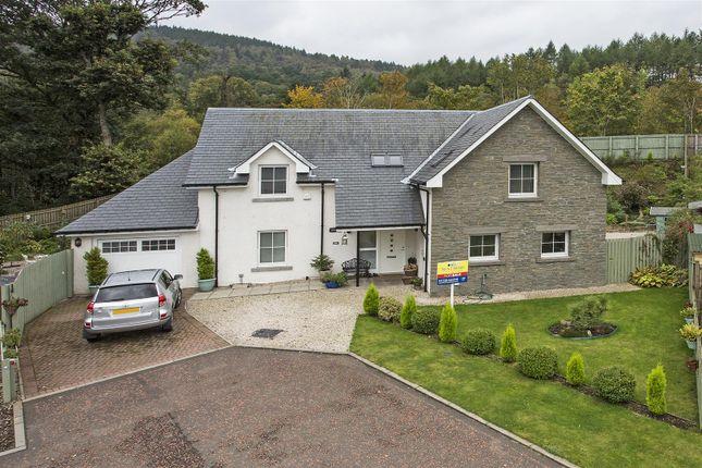 Thumbnail Detached house for sale in Stell Park Road, Birnam, Dunkeld