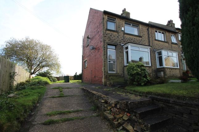 Thumbnail Terraced house for sale in Parkwood Road, Longwood, Huddersfield