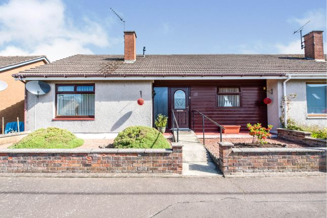 2 bed semi-detached bungalow for sale in Station Road, Springfield KY15