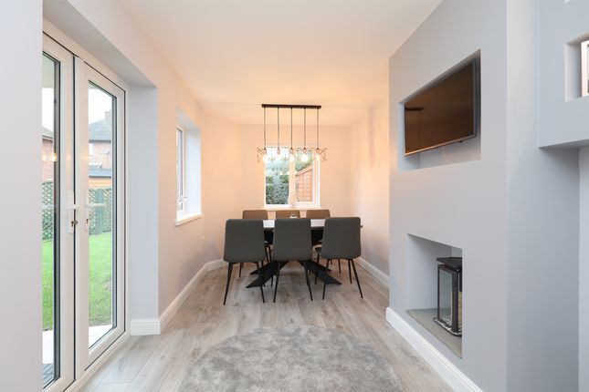 Dining Room of Ballifield Rise, Sheffield S13