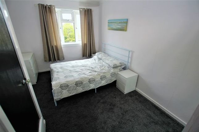 Bedroom of West Stewart Street, Hamilton ML3