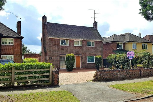 Detached house for sale in Watchetts Drive, Camberley, Surrey