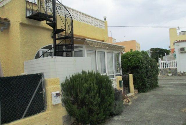 Thumbnail End terrace house for sale in Urbanización La Marina, Costa Blanca South, Costa Blanca, Valencia, Spain