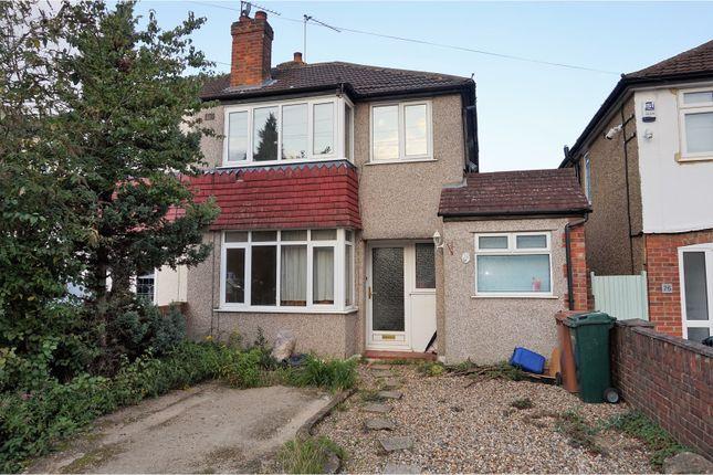 4 bed semi-detached house for sale in Barton Way, Croxley Green, Rickmansworth