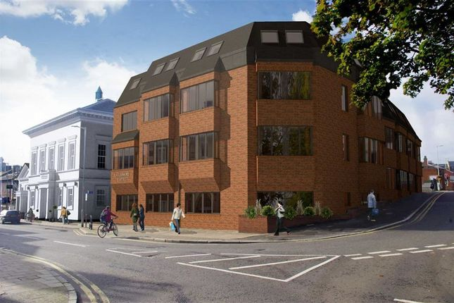 Thumbnail Flat for sale in Brand Street, Hitchin, Hertfordshire