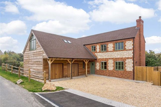 Thumbnail Detached house for sale in Kingstone Winslow, Nr, Swindon, Oxfordshire
