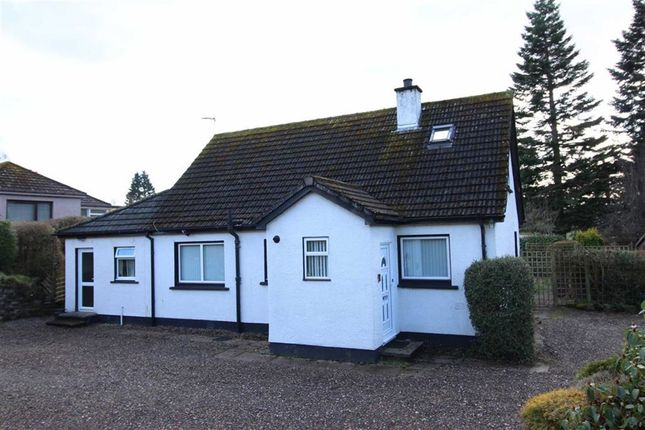 Thumbnail Detached house for sale in 4, Old Mill Lane, Inverness