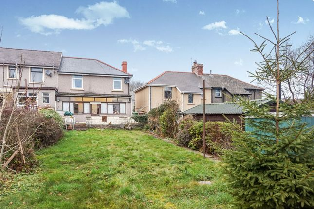 Thumbnail Semi-detached house for sale in Maesycoed Terrace, Hengoed