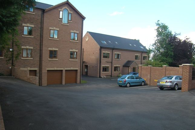 Thumbnail Flat to rent in Moorgate Walk, Rotherham